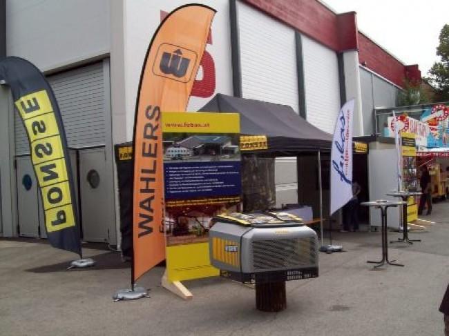 Wahlers Forsttechnik: Messe Klagenfurt