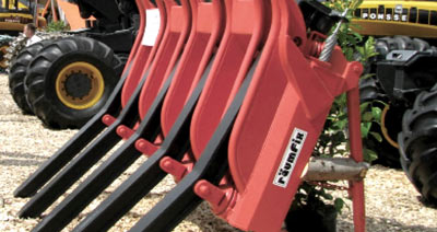 Forsttechnik Produkte: Wahlers Forsttechnik eigene Produkte