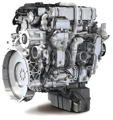 Wahlers Forsttechnik: Harvester/Forwarder Motor