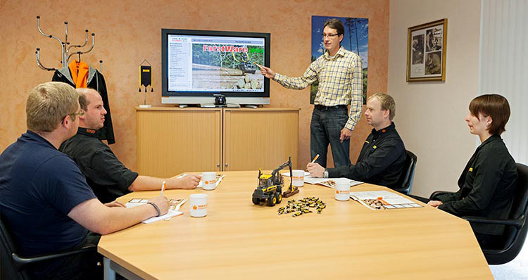 Wahlers Forsttechnik: Softwarelösungen