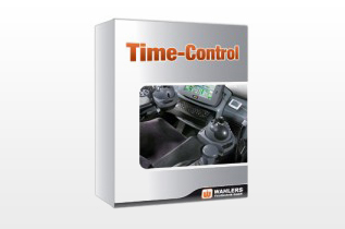 Forsttechnik Software: TimeControl