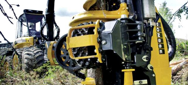 Wahlers Forsttechnik: Forstmaschinen Zubehör
