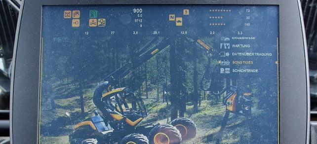 Wahlers Forsttechnik: Forstmaschinen Software